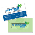 16pt. UV Coated Gloss Business Card